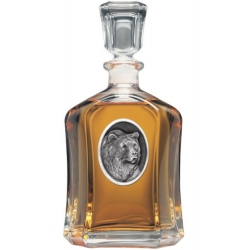 Grizzly Bear Capitol Decanter #2