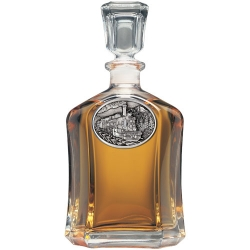 Train Capitol Decanter