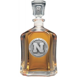 University of Nebraska Capitol Decanter