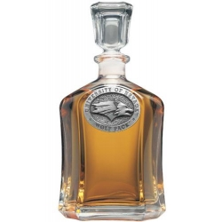 University of Nevada Capitol Decanter
