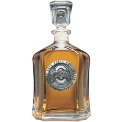 Ohio State University Capitol Decanter