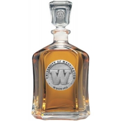 University of Washington Capitol Decanter