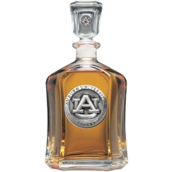 Auburn University Capitol Decanter
