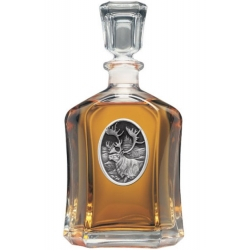 Caribou Capitol Decanter