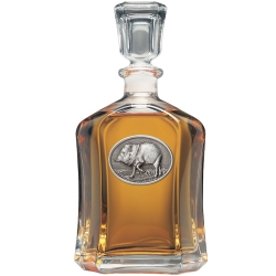 Javelina Capitol Decanter
