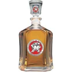 University of Maryland Capitol Decanter - Enameled