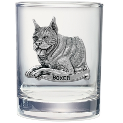 Boxer Double Old Fashioned Glass