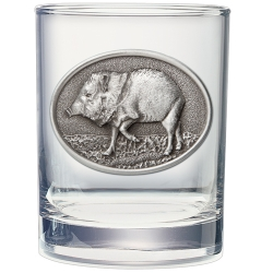 Javelina Double Old Fashioned Glass