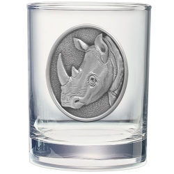 Rhino Double Old Fashioned Glass