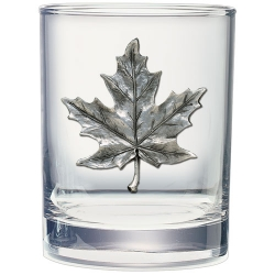 Maple Double Old Fashioned Glass