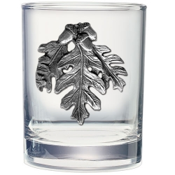 Oak Double Old Fashioned Glass
