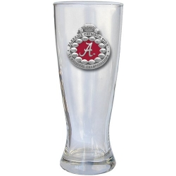 2012 BCS National Champions Alabama Crimson Tide Pilsner - Enameled