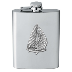 Sail Boat Flask