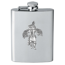 Eagle Kachina Flask