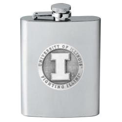 University of Illinois Flask