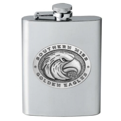 University of Southern Mississippi Flask