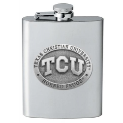 Texas Christian University Flask