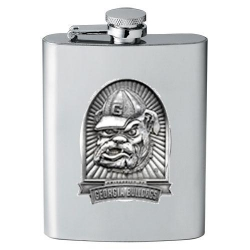 "University of Georgia ""Bulldog"" Flask"