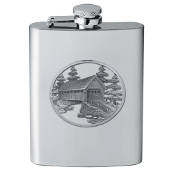 Covered Bridge Flask