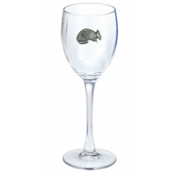 Armadillo Wine Glass
