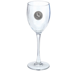 Unicorn Wine Glass