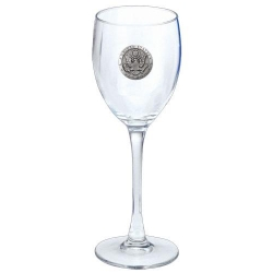Army Wine Glass