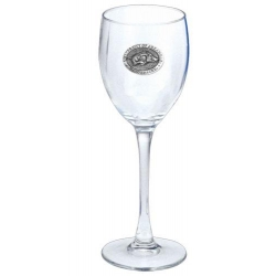 University of Arkansas Wine Glass