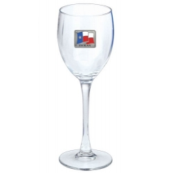 Texas Wine Glass - Enameled