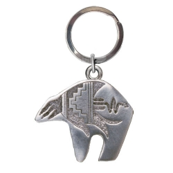 Bear Fetish Key Chain