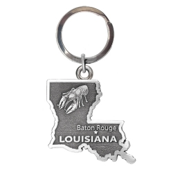 Louisiana Key Chain