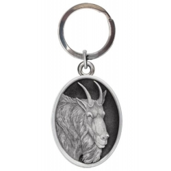 Mountain Goat Key Chain #2