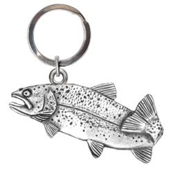 Trout Key Chain