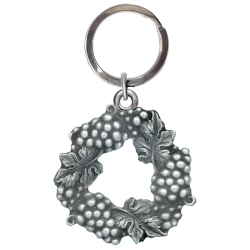 Grapes Key Chain