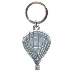 Hot Air Balloon Key Chain