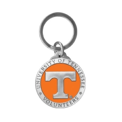 University of Tennessee Key Chain - Enameled