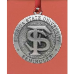Florida State University Ornament