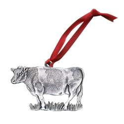 Cow Ornament