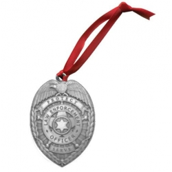 Law Enforcement Ornament