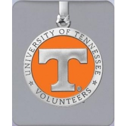 University of Tennessee Ornament - Enameled