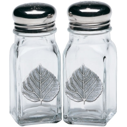 Aspen Salt and Pepper Shaker Set