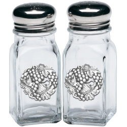 Grapes Salt and Pepper Shaker Set