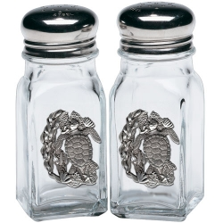 Sea Turtle Salt and Pepper Shaker Set