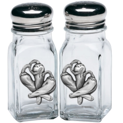 Chili Salt and Pepper Shaker Set