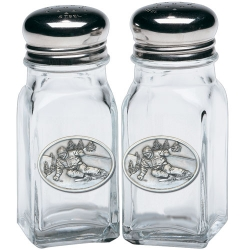 Skier Salt and Pepper Shaker Set