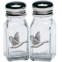 Canadian Goose Salt and Pepper Shaker Set
