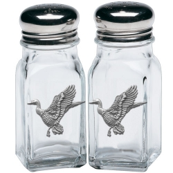 Mallard Duck Salt and Pepper Shaker Set
