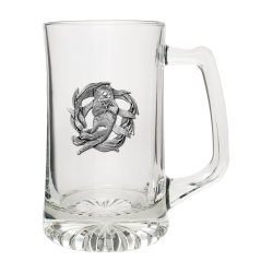 Sea Otter Super Stein