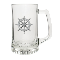 Ship Wheel Super Stein