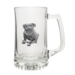 Bulldog Super Stein