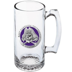 East Carolina University Super Stein - Enameled